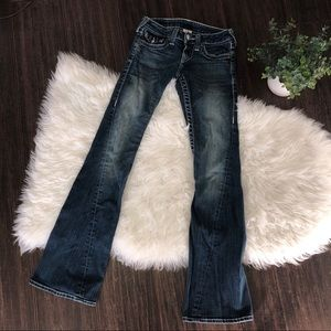 True Religion Jeans Size 26x32.5 Joey